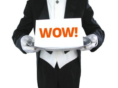 Give Your Customers More 'Wow' Experiences With Smarter Technology